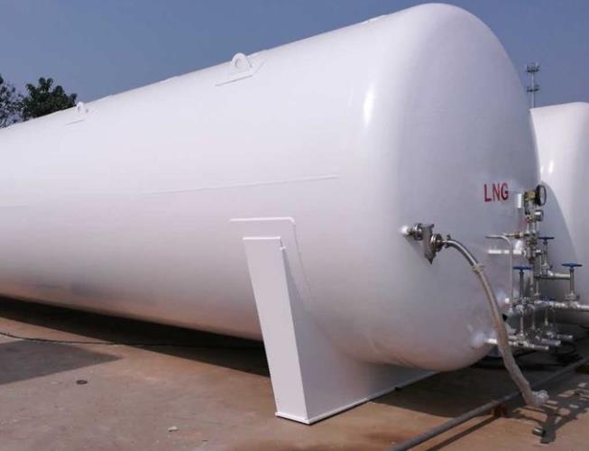 甘肃LNG储罐